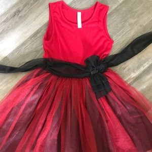 Little girls holiday dress
